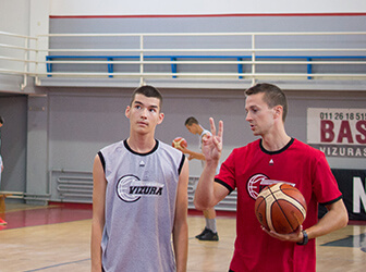 Day program | Basketball Academy