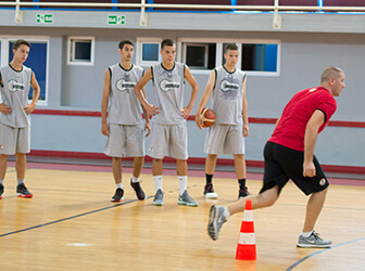 Periodic program (Camps) | Basketball Academy