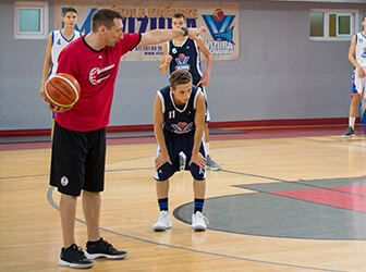 Professional program | Basketball Academy