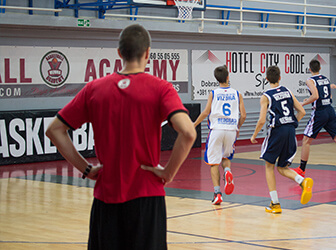 Program for coaches | Basketball Academy