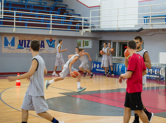 Program for foreign players | Basketball Academy