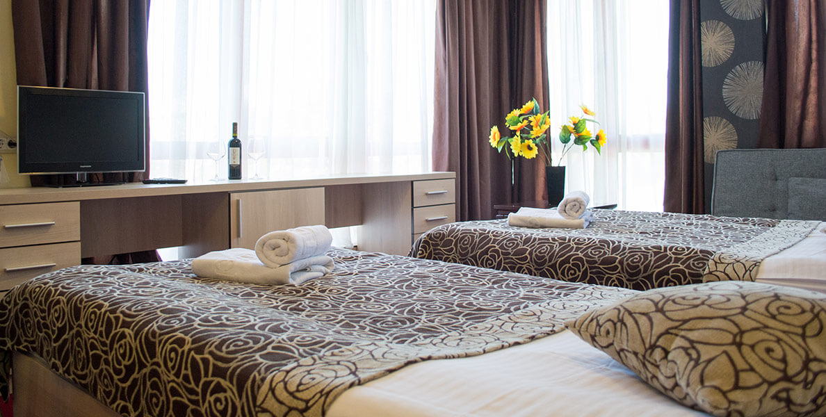 Accommodation in Belgrade, Serbia